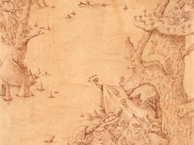 Hyunjeong Lim | Study for Bruegel