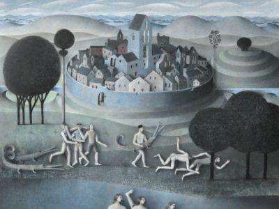 James Mortimer | The Boatwomen