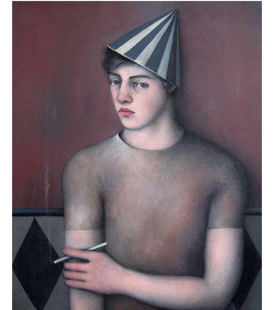 James Mortimer | Boy in a Dunce Cap
