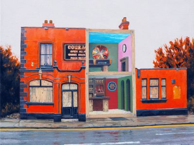 Andrew McIntosh   A pub called Courage