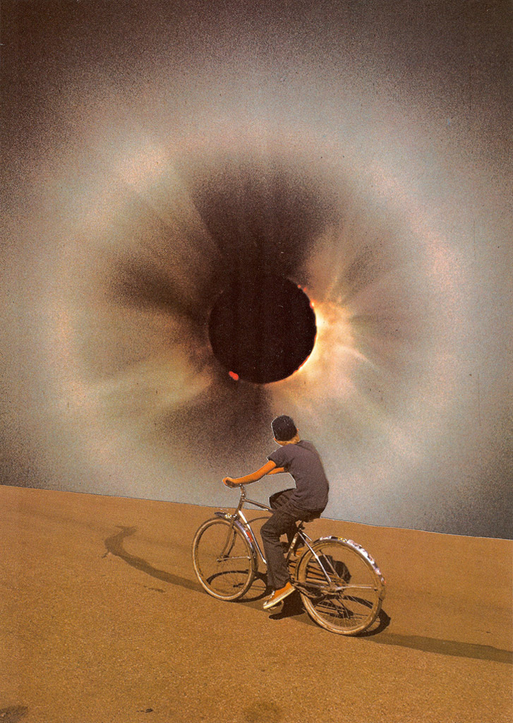 Steven Quinn   Eclipse Bike Ride