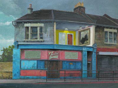 Andrew McIntosh | Whistler's Mum