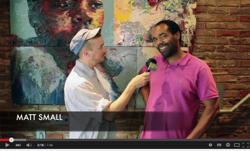 Video Interview: Matthew Small