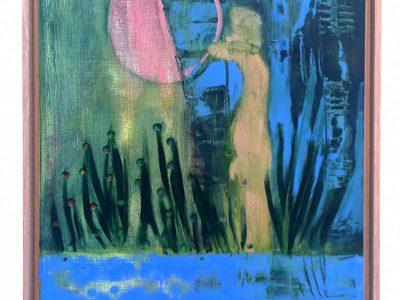 Simon Burton | Under the moon