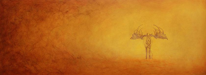 Jon Braley   Elk and child
