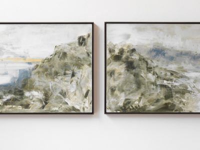 Richard Stone | a sum of parts (diptych)