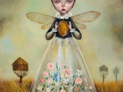 Dilka Bear | Bee Queen