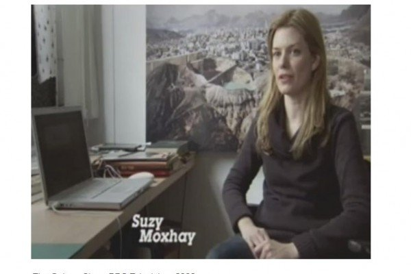 Suzanne Moxhay on 'The Culture Show'