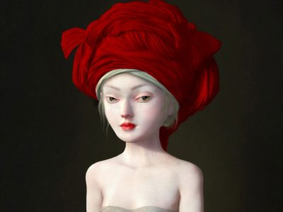 Ray Caesar | Girl in a Red Chaperone