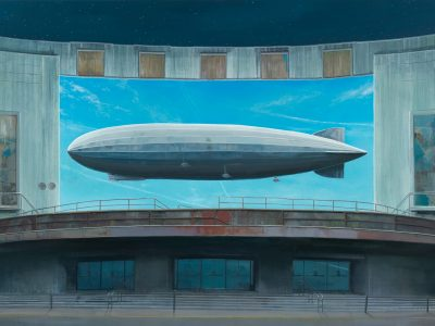 Andrew McIntosh | Zeppelin Express