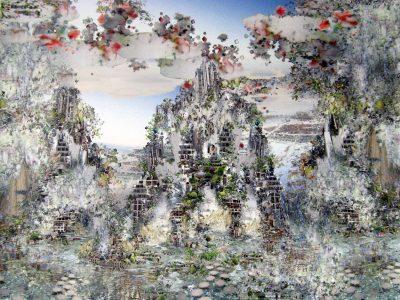 Jane Ward | Islands I