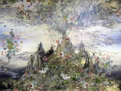 Jane Ward | Mountainous I
