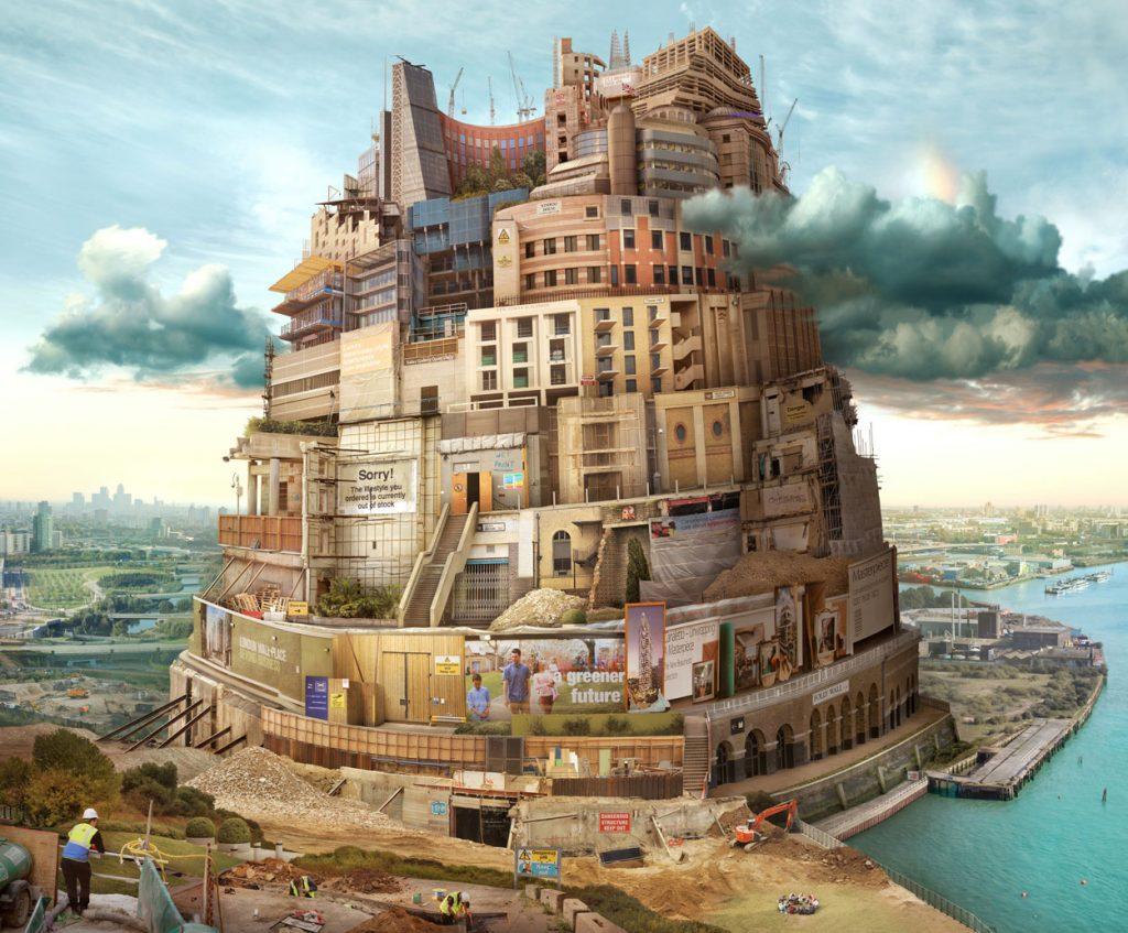 Emily Allchurch | Babel London (after Bruegel)