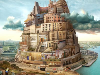 Emily Allchurch | Babel London (after Bruegel)