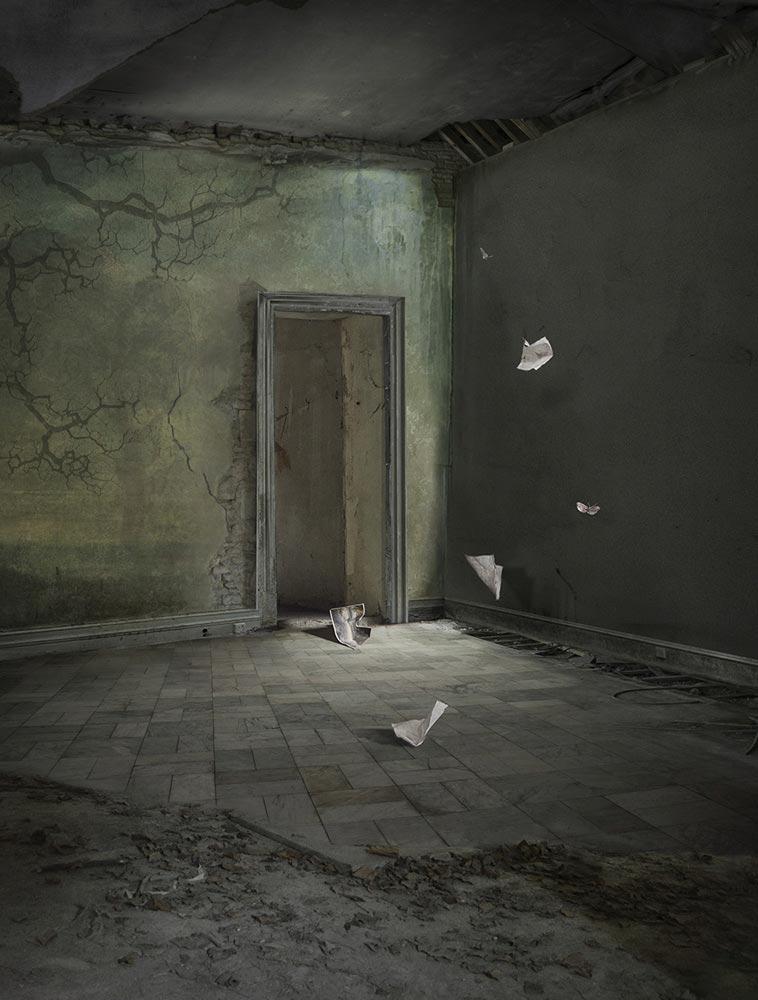 Suzanne Moxhay | Entrance III