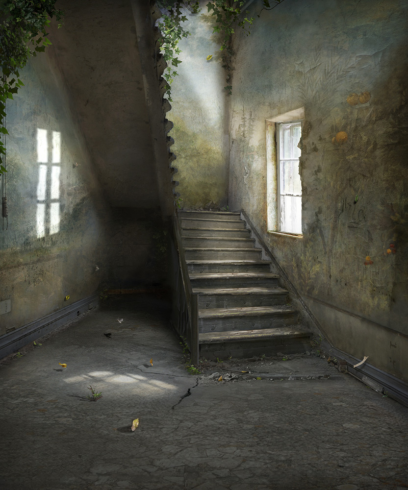 Suzanne Moxhay | Staircase