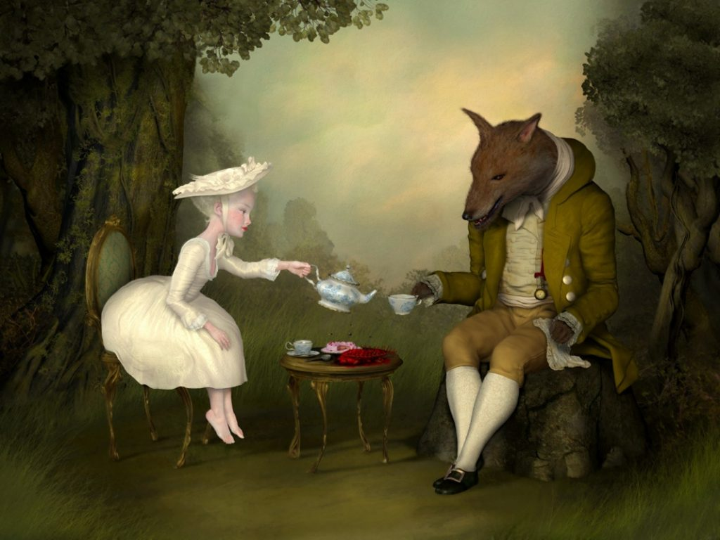 Ray Caesar   Tea with Me and He