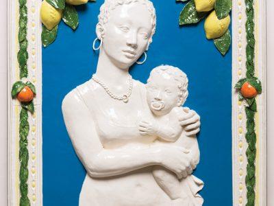 Claire Partington | Mother & Child
