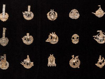 Claire Partington | London Pilgrim Badges