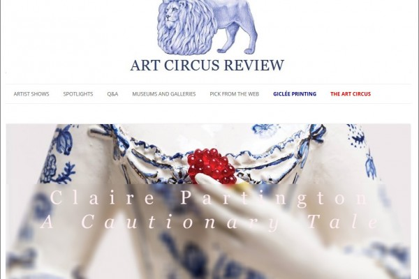 Claire Partington on The Art Circus