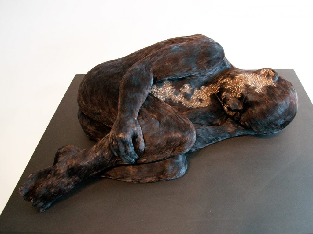 Lucy Glendinning | Feather Child 6