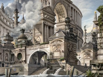 Emily Allchurch | Capital Folly (after Piranesi)