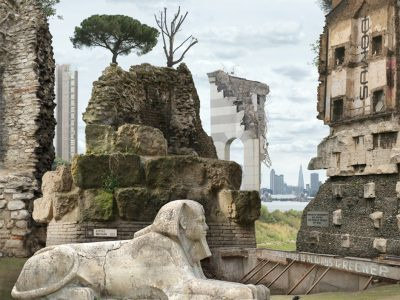 Emily Allchurch | In Ruins II