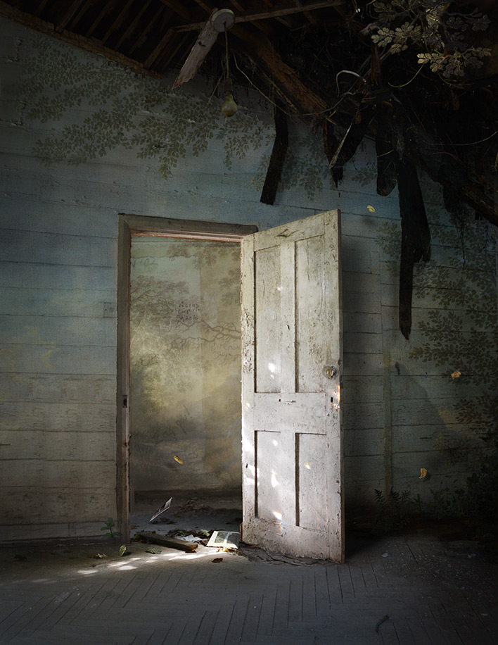 Suzanne Moxhay  | Entrance VI