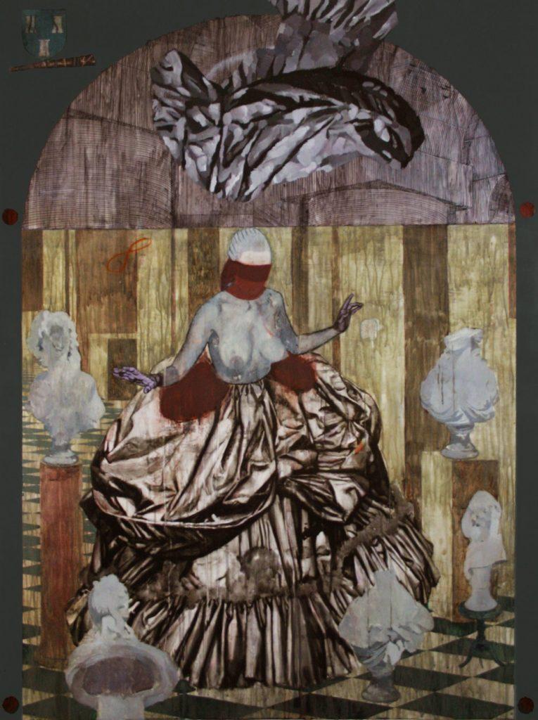 Nicolas Freytag   Le colin-maillard ou la collection en jeu