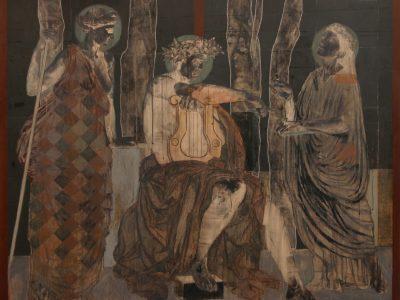 Nicolas Freytag | L'Arcadie mise-en-scène (after Poussin)