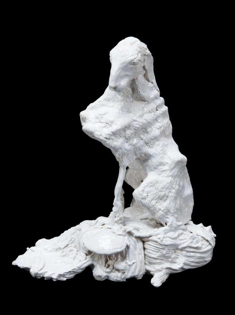 Carolein Smit | White Hare