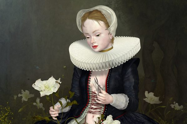Carolein Smit and Ray Caesar