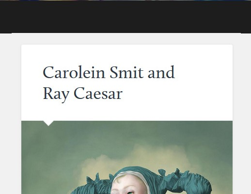 Considering Art Review of 'Carolein Smit and Ray Caesar'