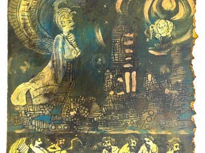 Joshua Goode | Oracle and Mammoth Balloon