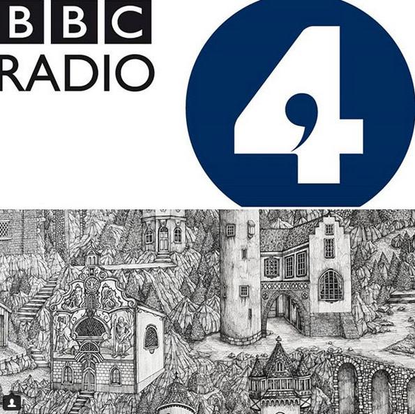 Olivia Kemp on BBC Radio 4's Front Row
