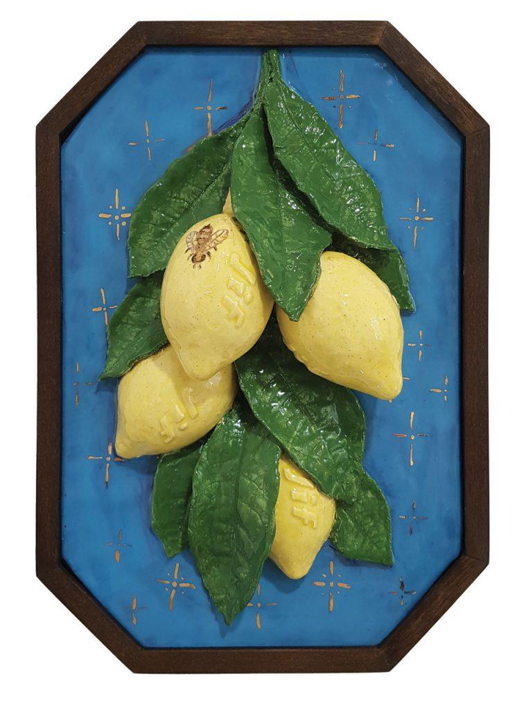 Claire Partington | Della Robbia Lemons 1