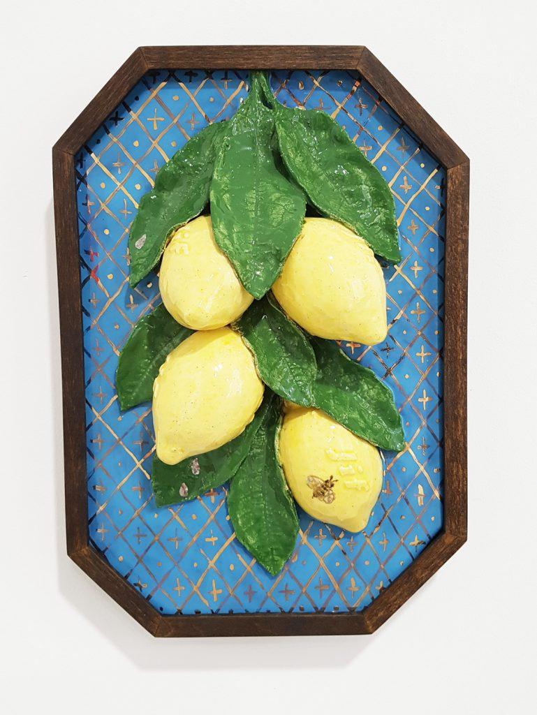Claire Partington | Della Robbia Lemons 2