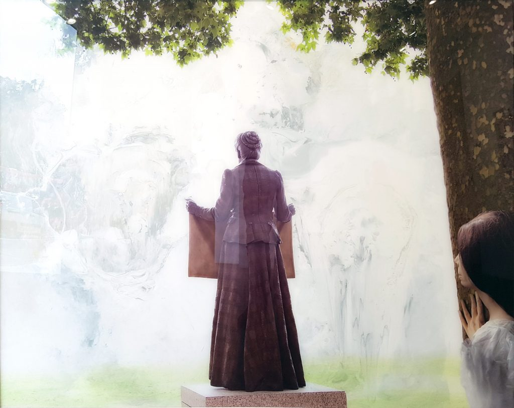 Liane Lang | Conspiracy Theories (Millicent Fawcett, Parliament Square)