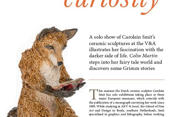 Carolein Smit: Feature in Ceramic Review