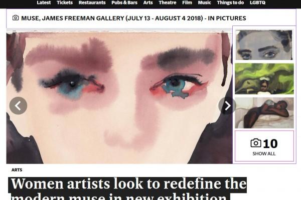 Muse: Evening Standard Feature