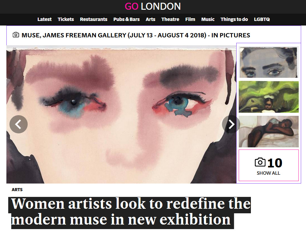 Muse: Evening Standard Feature