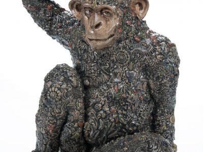 Carolein Smit | Tattooed Ape