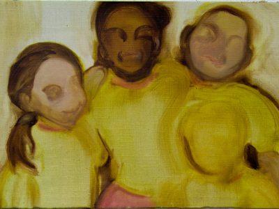 Sikelela Owen | Untitled (Dancing Girls 1)