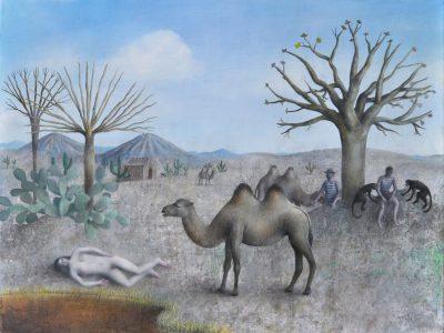 James Mortimer | Camel Woman