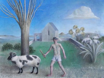 James Mortimer | Sheep Man
