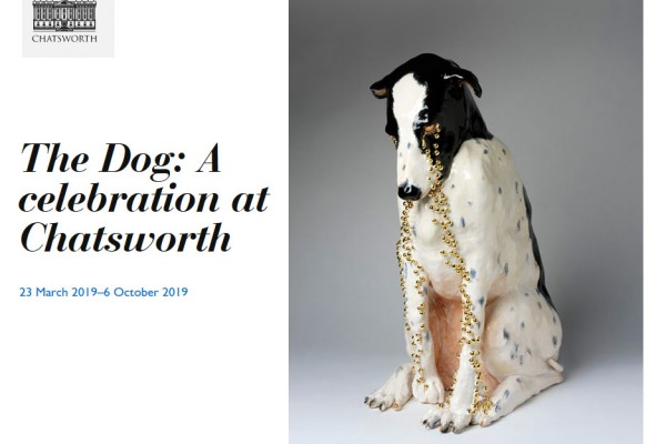 Carolein Smit: The Dog at Chatsworth