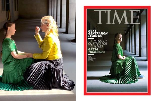 Hellen van Meene: Time Magazine Cover