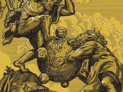 Daniel Hosego   The 13th Labour – Yellow