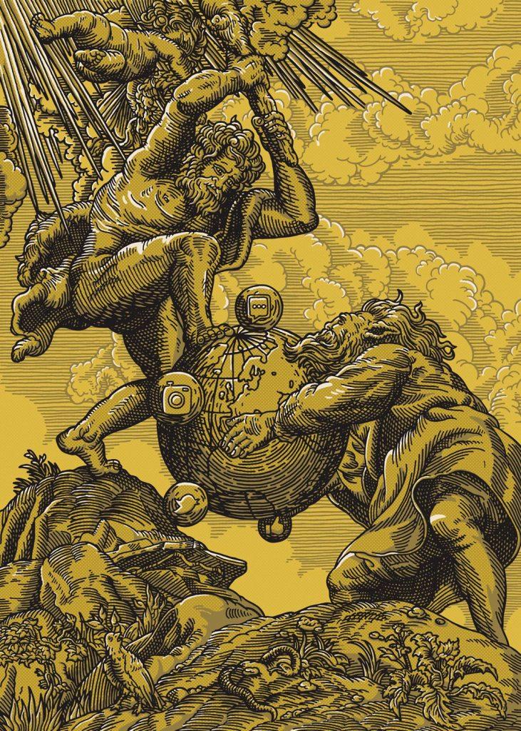 Daniel Hosego   The 13th Labour - Yellow
