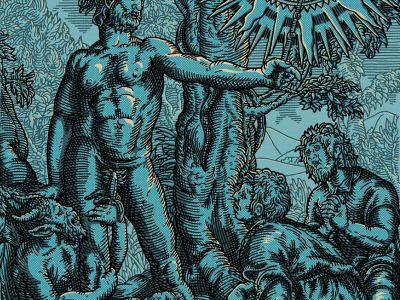 Daniel Hosego | Dick Pic – Blue